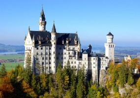 neuschwanstein castle, germany(t)